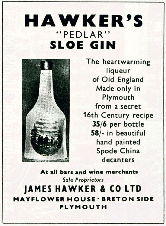 Hawker's Gin