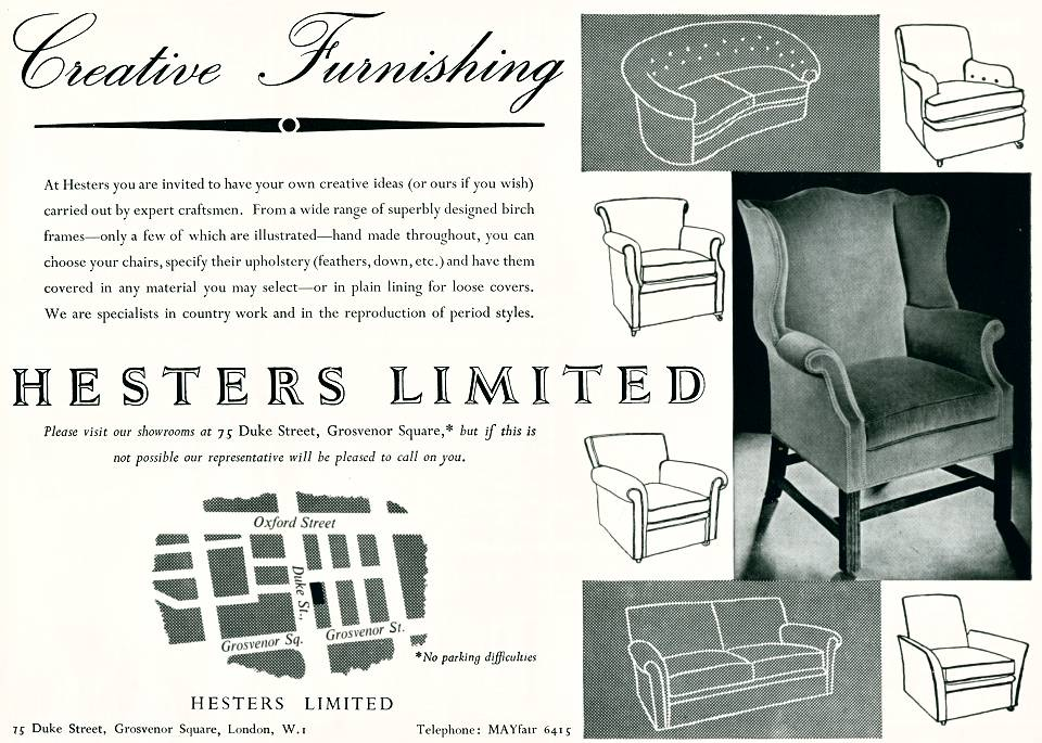 Hesters Limited