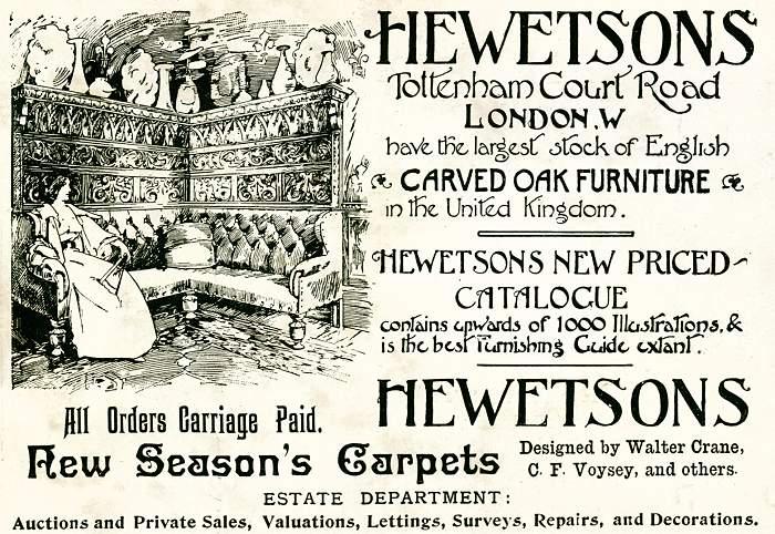 Hewetsons Furniture