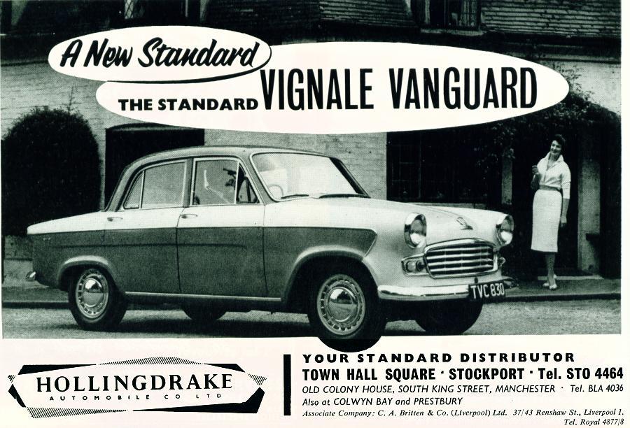 Hollingdrake Automobile Co Ltd