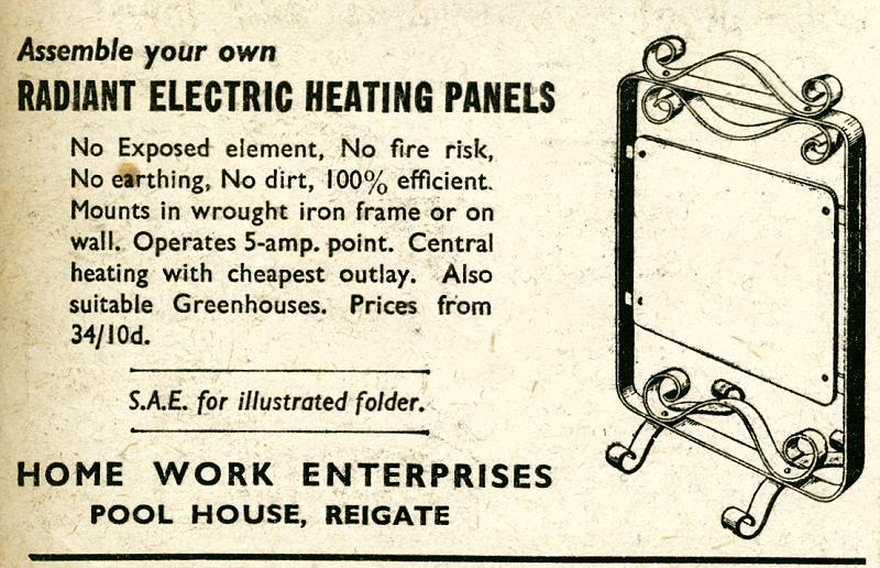 Home Work Enterprises
