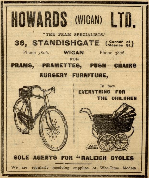 Howards (Wigan) Ltd., The Pram Specialists