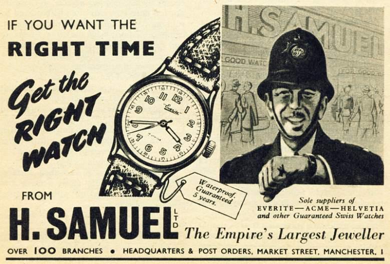 H. Samuel Ltd