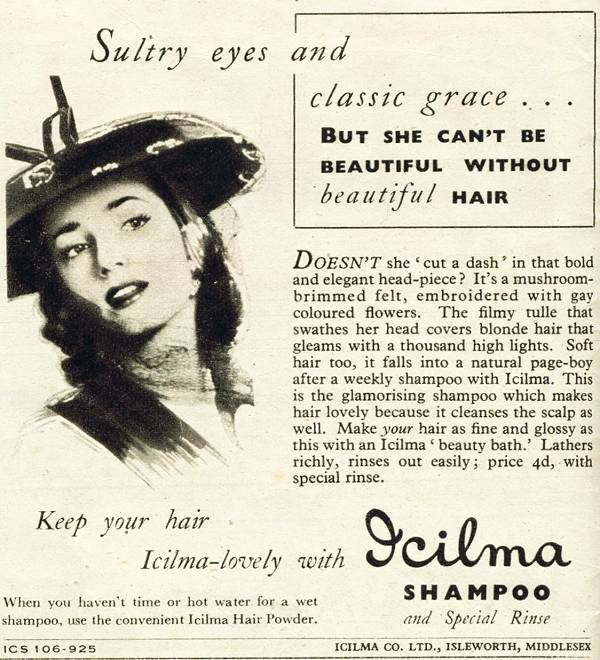 Icilma Shampoo