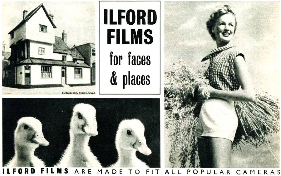 Ilford Films