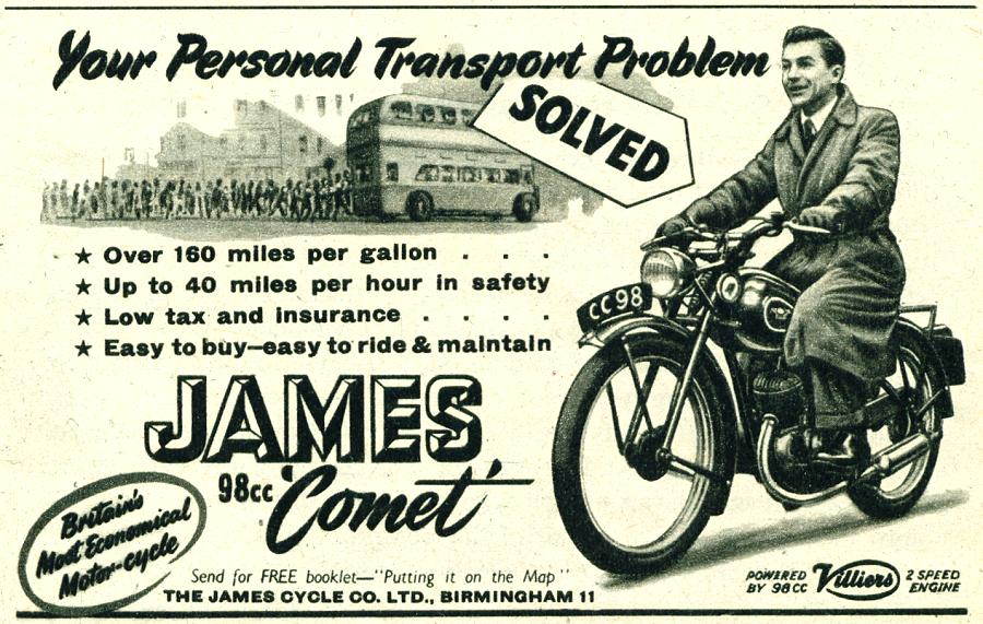 The James Cycle Co. Ltd., Brimingham