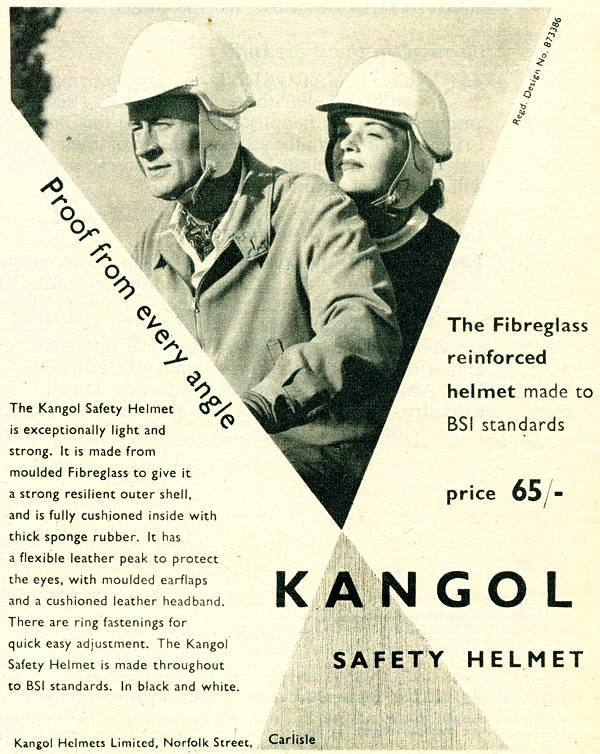Kangol Safety Helmet