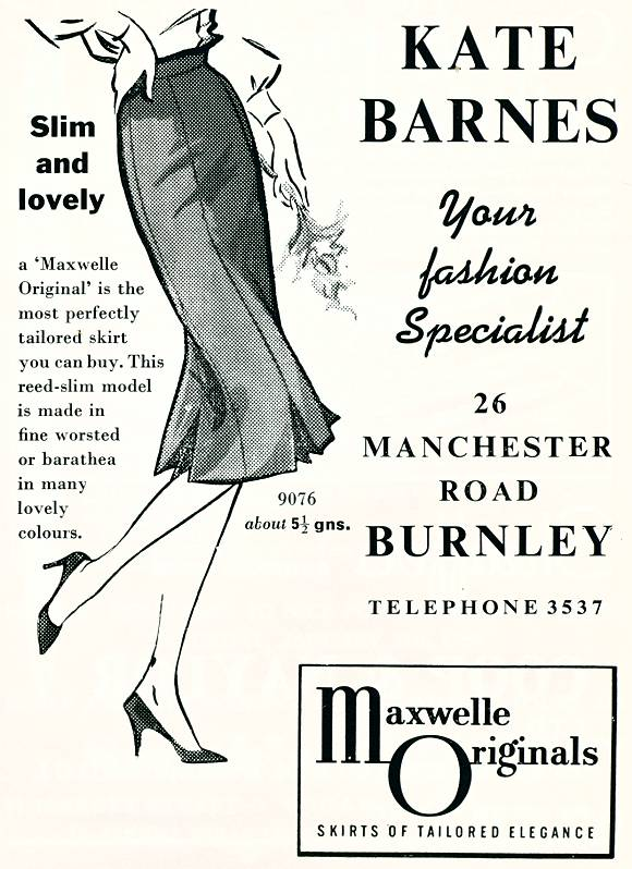 Kate Barnes Fashion Specialist