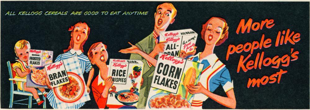 Kellog's Cereals