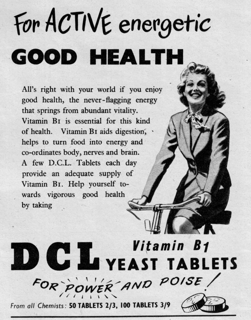 DCL Yeast Tablets