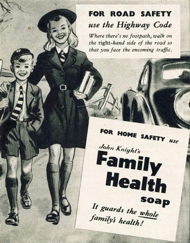 John Knight's Family Health Soap