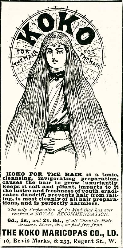 Koko for the Hair