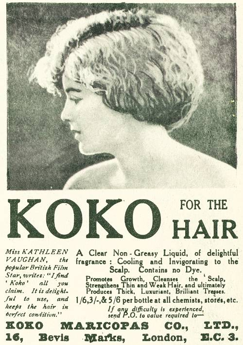 Koko for the Hair