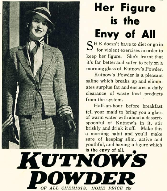 Kutnow's Powder