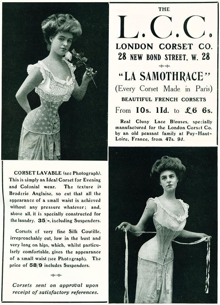 The L.C.C. London Corset Co.