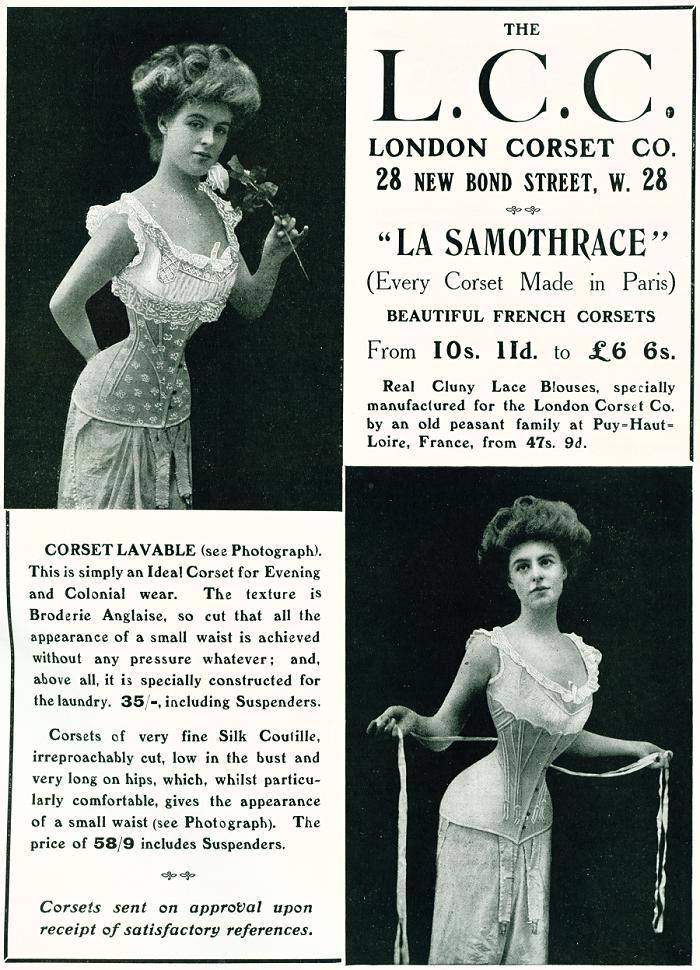 The L.C.C. London Corset Co.