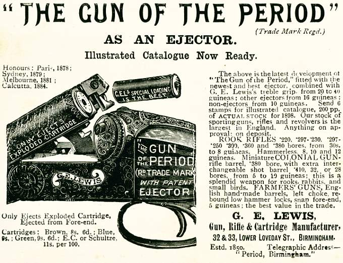 The Gun of the Period