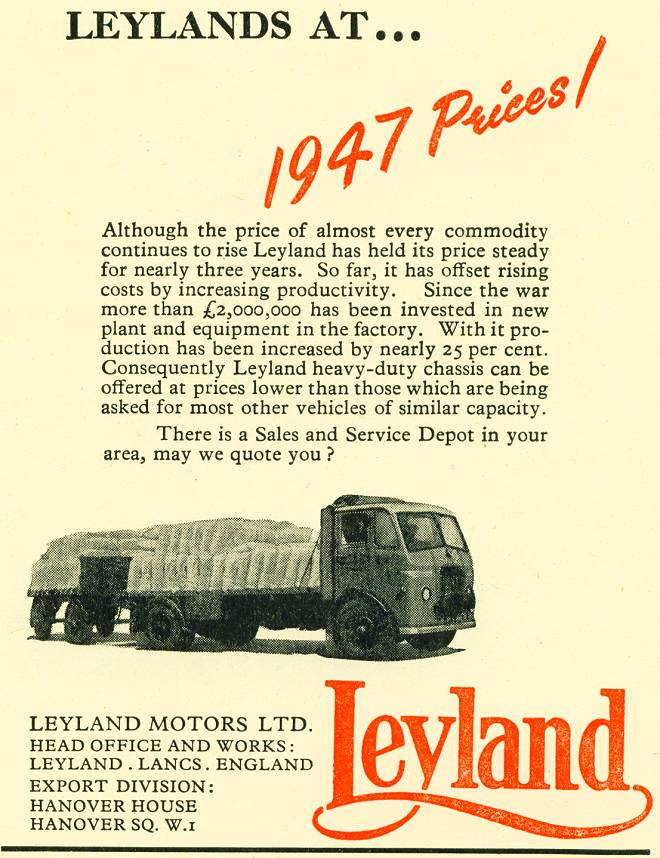Leyland Motors Ltd