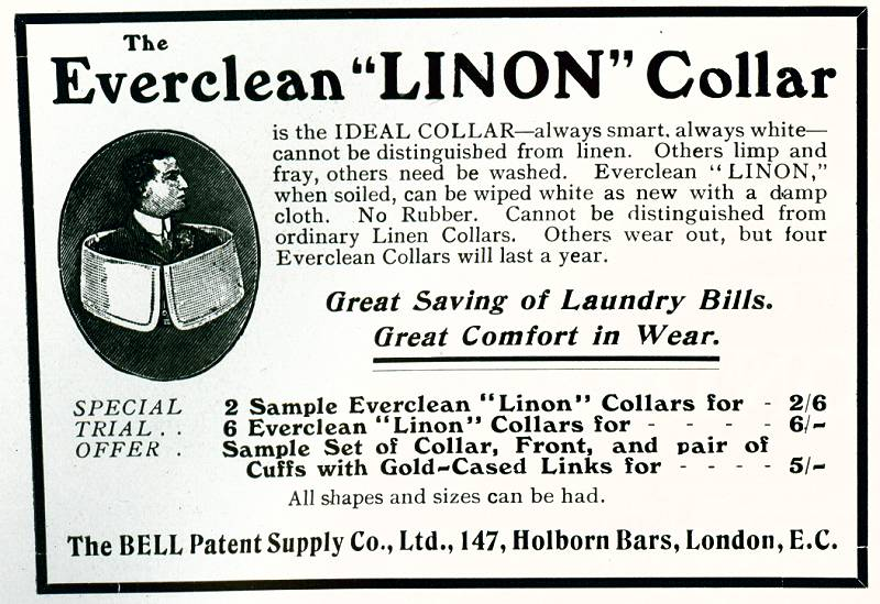 Everclean 'Linon' Collar