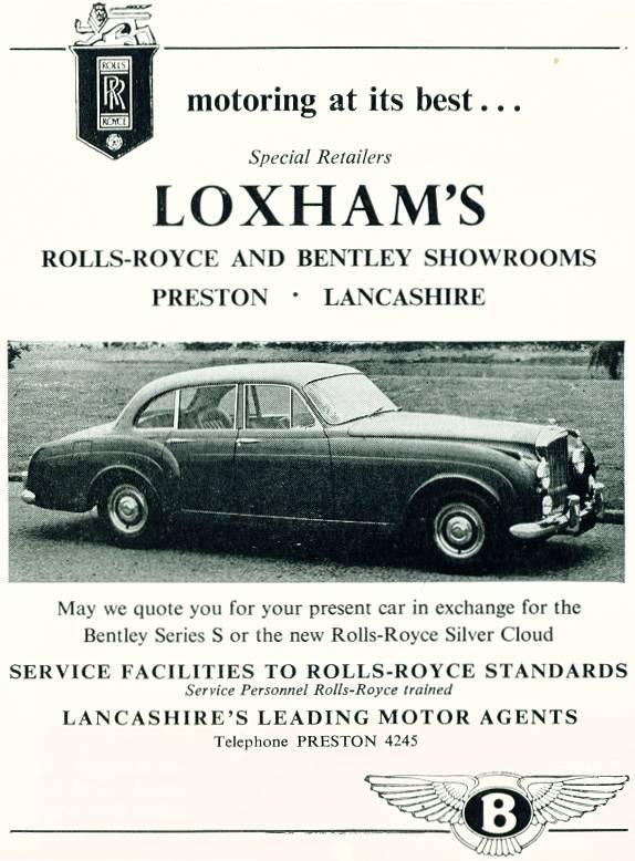 Loxham's