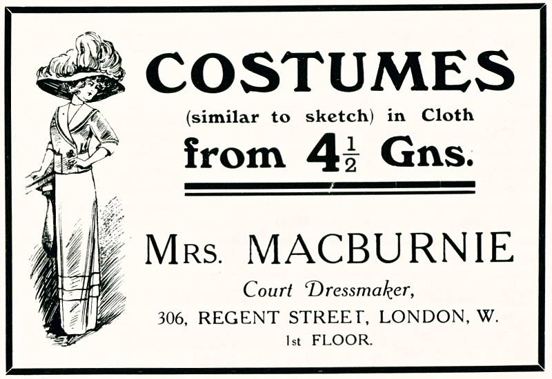 Mrs. Macburnie