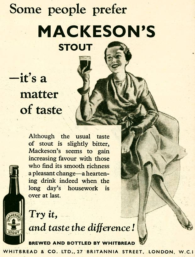 Mackeson's Stout