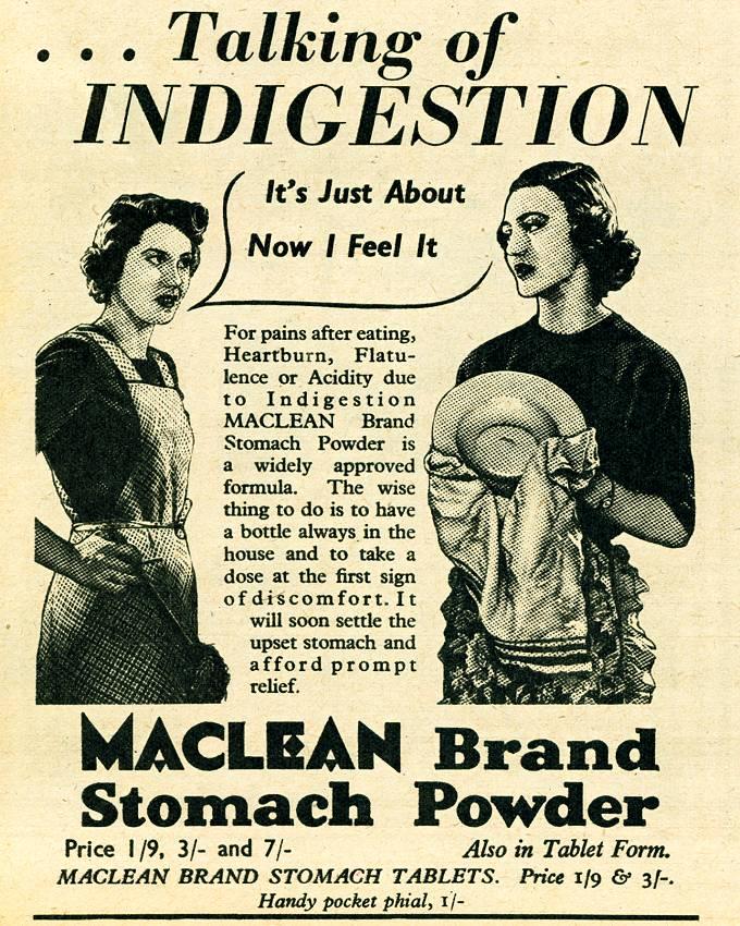 Maclean Brand Stomach Powder