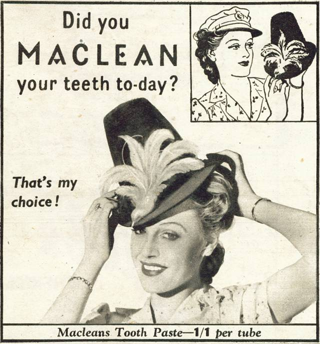 Macleans Tooth Paste