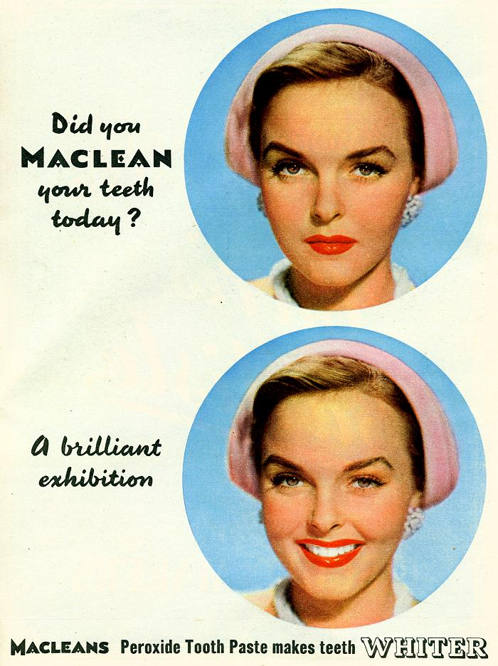 Macleans Peroxide Tooth Paste