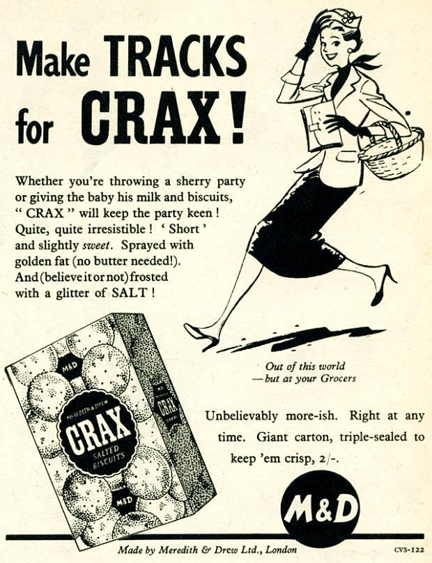 M & D Crax