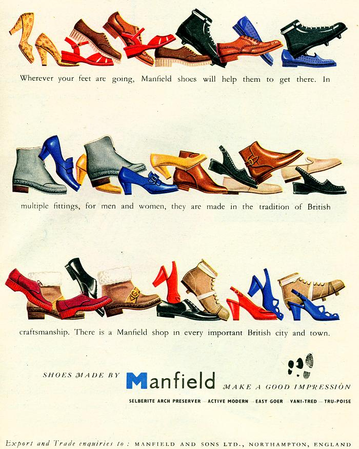 Manfield and Sons Ltd.