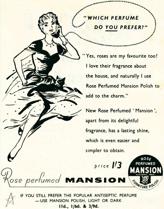 Mansion Polish