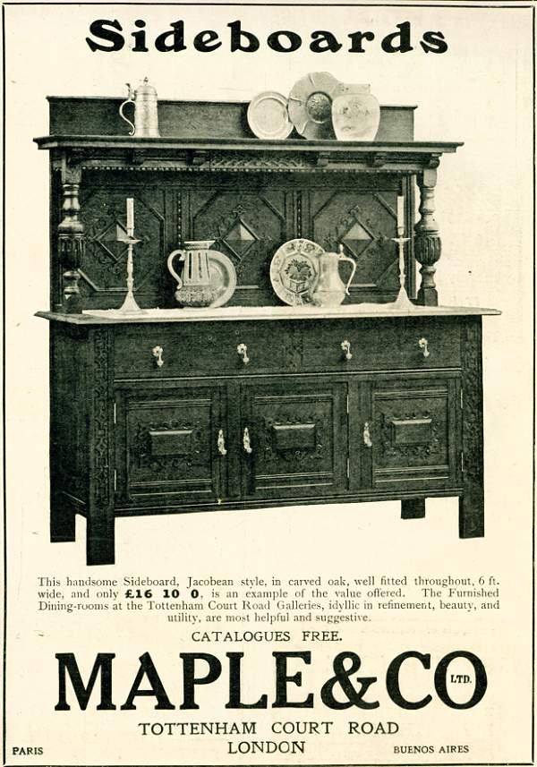 Maple & Co Sideboards