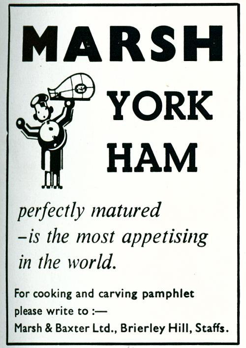 Marsh York Ham