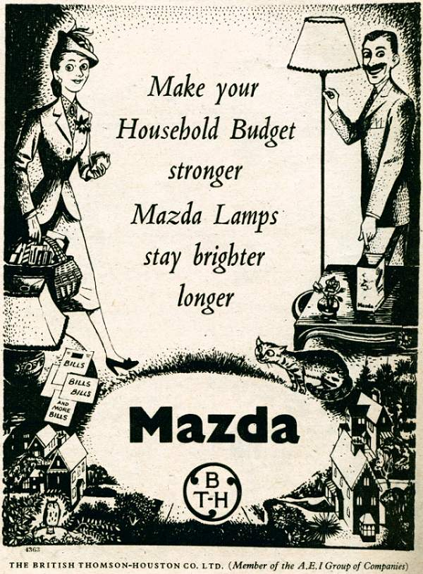 Mazda Lamps