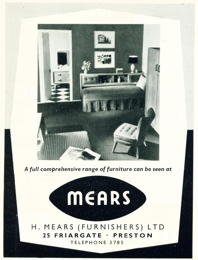 H. Mears (Furnishers) Ltd