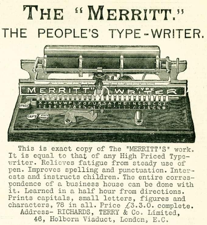 The 'Merritt'.