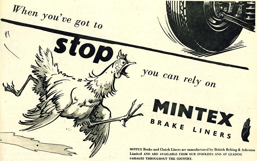 Mintex Brake Liners