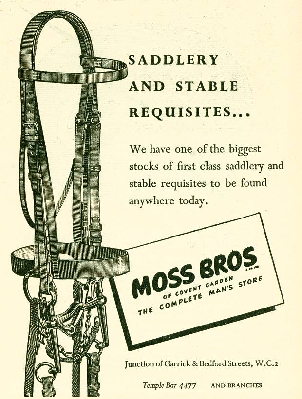 Moss Bros & Co. Ltd