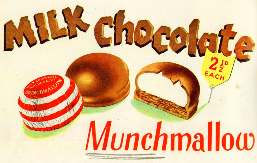 Macdonald's Munchmallow