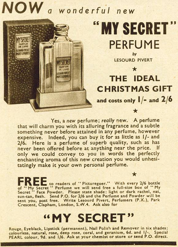 My Secret Perfume