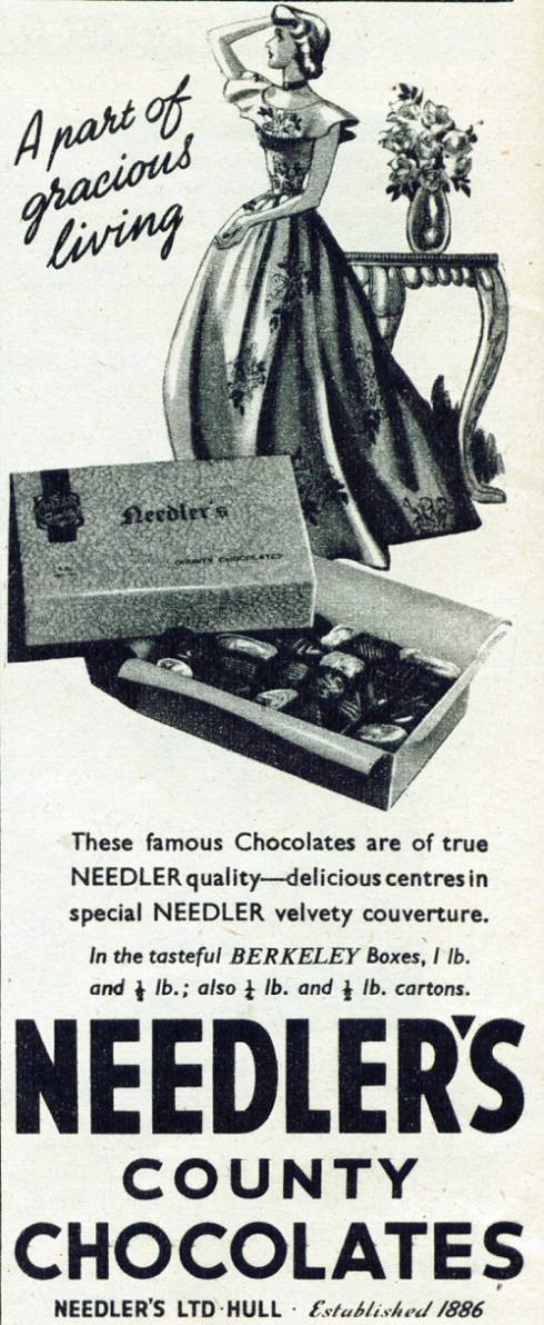 Needler's County Chocolates