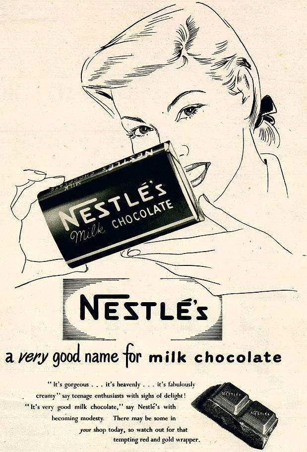 Nestle's Chocolate