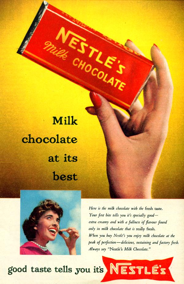 Nestle's Chocolate