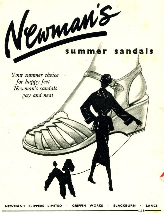 Newman's Summer Sandals