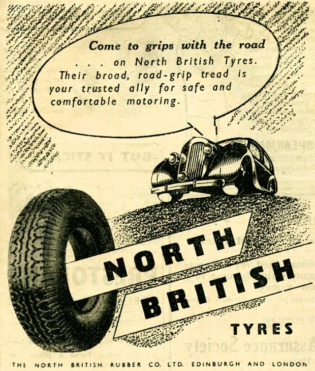 North British Tyres