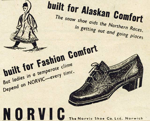 Norvic Shoe Co. Ltd, Norwich