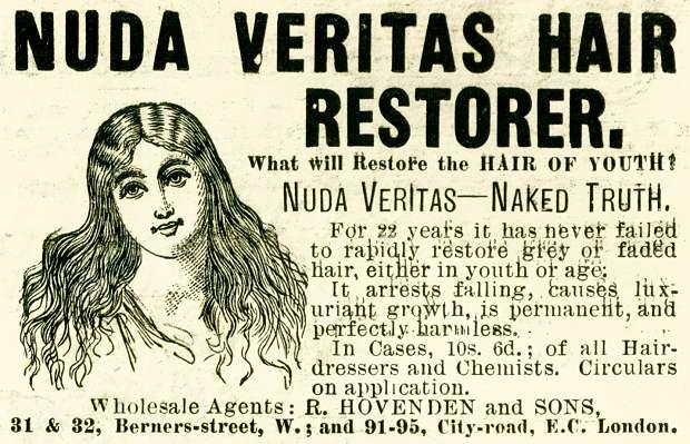 Nuda Veritas Hair Restorer