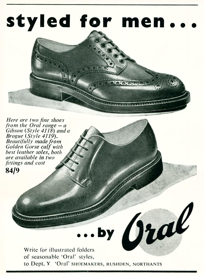 Oral Shoemakers