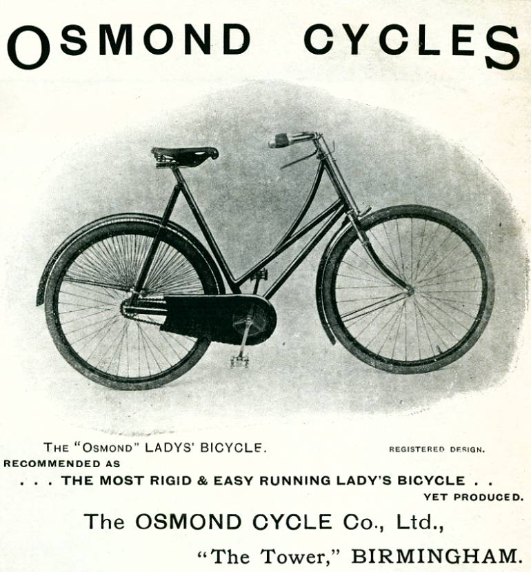 Osmond Cycles